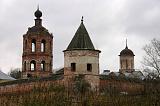 Звонница и башня