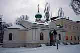 Крестовоздвиженский Иерусалимский монастырь