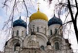 Купола Николо-Угрешского монастыря