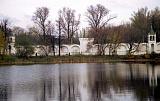 Озеро при монастыре