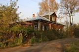 Старый домик в Хотьково