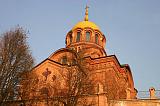 Храм в Хотьковском монастыре