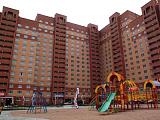 17-этажный жилой комплекс в совхозе имени Ленина