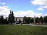 В центре города Домодедово