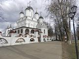 Храм Преображенский в Больших Вяземах