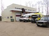 Станция Скорой помощи в Больших Вяземах