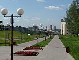 Парк в городе Щелково