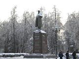 Еще памятник Ленину
