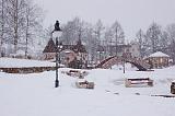 Зима в Шаховской