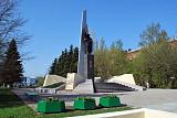 Памятник героям  Великой Отечественной