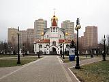 Храм Казанской Иконы Божьей матери