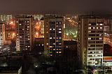 Краснознаменск ночью весьма красив...