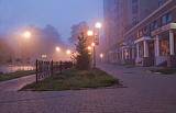 Туманным вечерком...