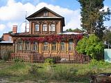 Домик в Павловском Посаде