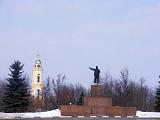 Площадь с Ильичем