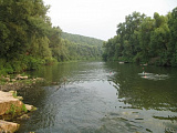 Река в Берхино