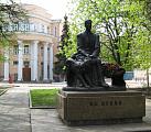 Памятник Бунину