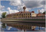 Шпульно-катушечная фабрика