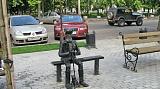 Памятник Пожилым людям на пр.Энгельса