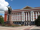 Памятник Ленину на Красной Площади