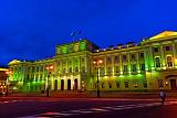 Мариинский дворец,белые ночи