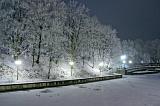 Зима в Лопатинском парке