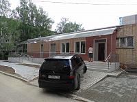 Поликлиника в поселке Летний Отдых
