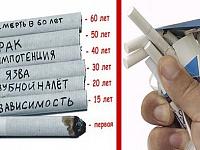 Курить опасно!