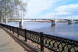 Кимры. Мост через Волгу