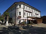 Гостиница и ресторан на берегу завораживающей Волги. 1 июля 2019