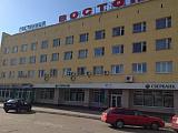 Смоленская область. г. Гагарин. Гостиница Восток