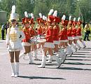 Праздник на Бородинском поле