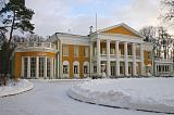 Дворец в Горках Ленинских