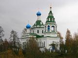 Храм в районе г. Дмитров