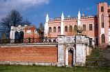 Старый дворец в Марфино
