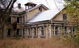 Едва сохранившийся дом-музей