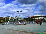 Площадь в центре Дмитрова