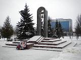 Памятник павшим бойцам