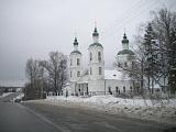 Храм в пригороде Чехова