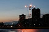 Черная ночь в Черноголовке