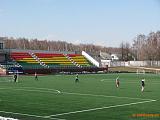 Городской стадион, тренировка