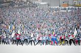 Лыжня России- 2013