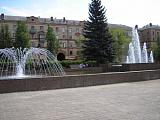 Великолепие фонтанов
