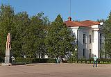 В центре Лотошино