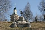 Памятник солдатам войны 2012 года