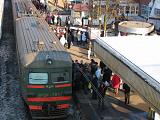 Железная дорога в Железнодорожном