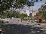 На ул.Дзержинского