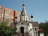 Православная церковь в микрорайоне «Дружба»