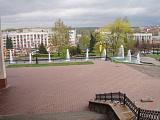 В центре Липецка