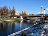 Вид на Александровский мост